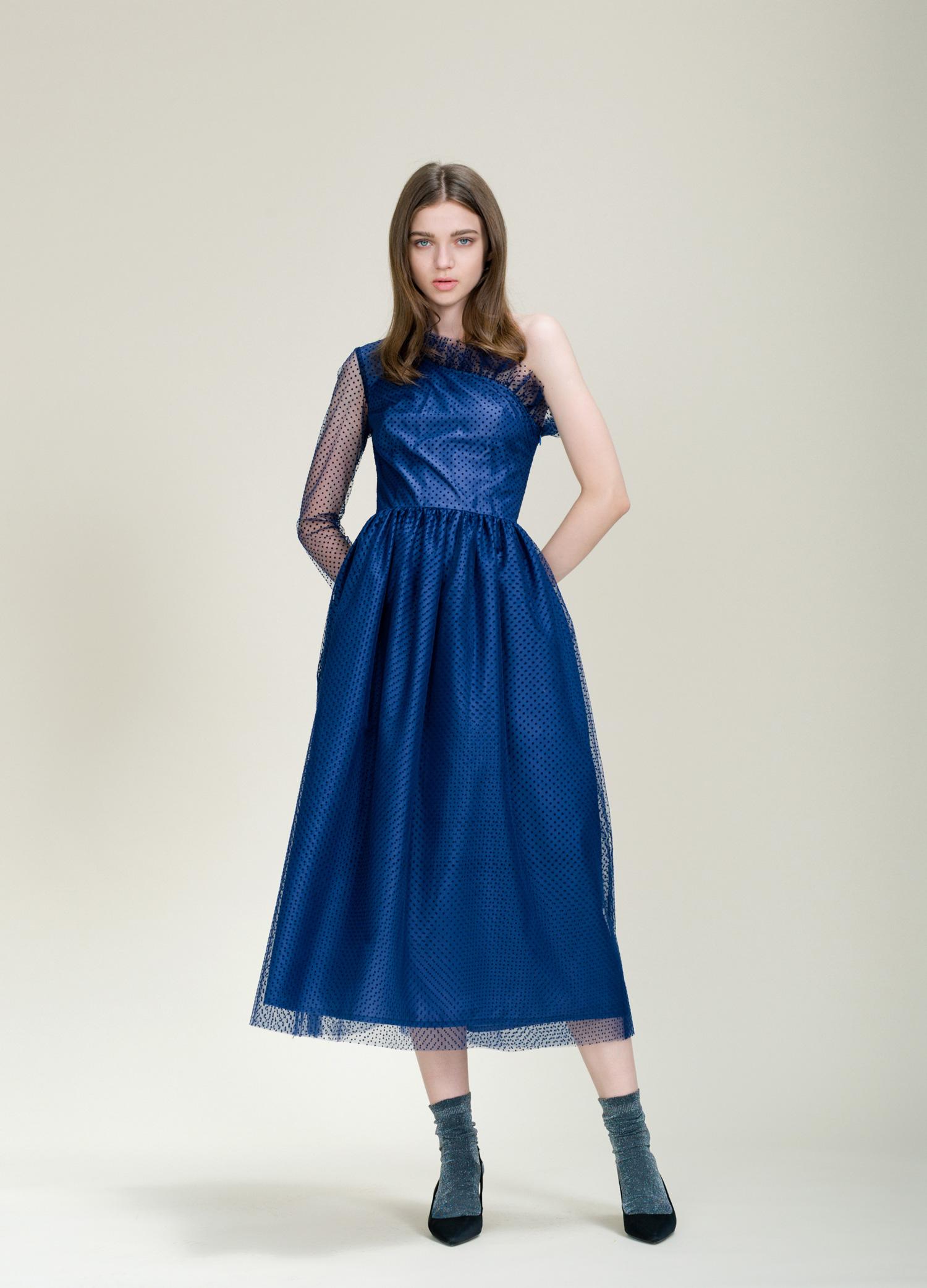 plumeti tulle dress